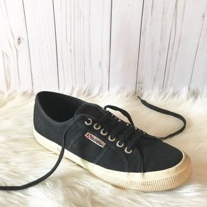 Superga Classic Lace Up Sneaker